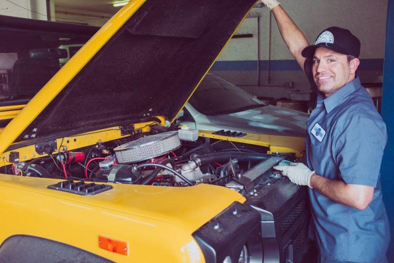 Oplev specialister i Ford, Peugeot og Citroën