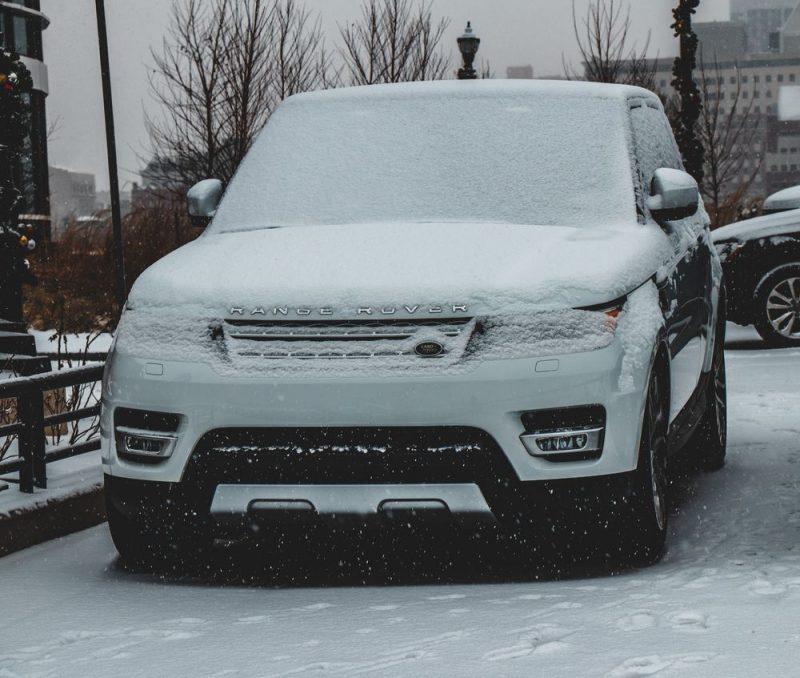 Sådan får du klargjort bilen til vinter